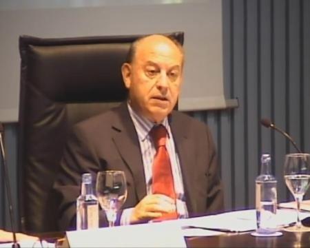Jesús Souto Prieto. Ex presidente do Tribunal Superior de Xustiza de Galicia. Maxistrado da Sala IV, do Social, do Tribunal Supremo. - Xornadas sobre Dereito Social e Administración Pública